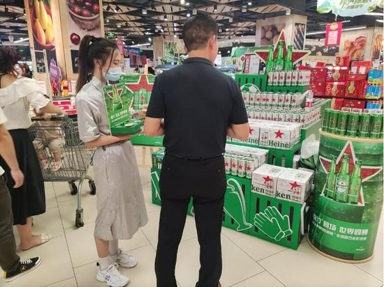欧洲杯饮燃夏日永辉线上果酒销售同比大增526%